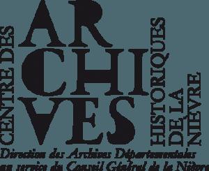 Logo Archives départementales de la Nièvre